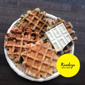カノコヤ Kanokoya Coffee & Waffles